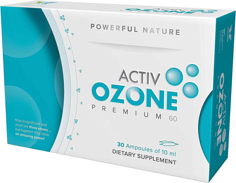 Activozone Premium60 - 30 Ampollas: Amazon.es: Salud y cuidado personal