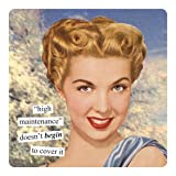 Anne Taintor 1276 3-3/8-Inch Square Magnet,  High