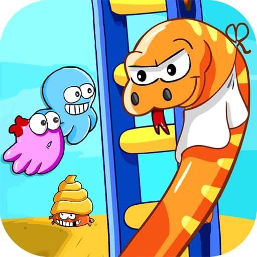 Snakes Vs Ladders - Free Dice multiplayer Game For Boys &  Girls