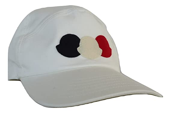 900fb6af98c Image Unavailable. Image not available for. Colour  Moncler Men s Baseball  Cap ...