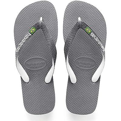 Amazon.com | Havaianas Men's Brazil Mix Flip Flop Sandals | Sandals