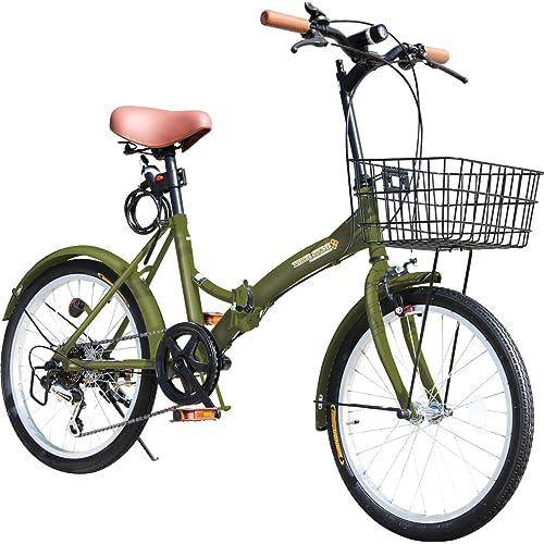 THREE STONE 折りたたみ自転車