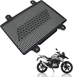 Motoparty VN650 Radiator Guard Grill Cover Protector For Kawasaki VN 650 Vulcan S 650 2015 2016,Stainless Steel