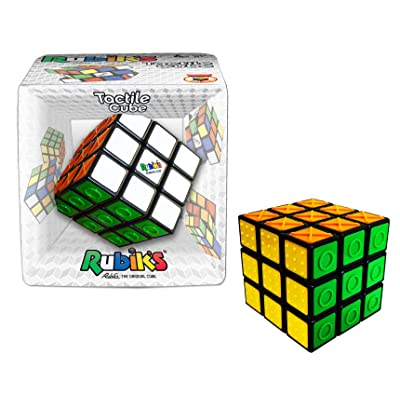 Rubik's Tactile Cube: Toys & Games