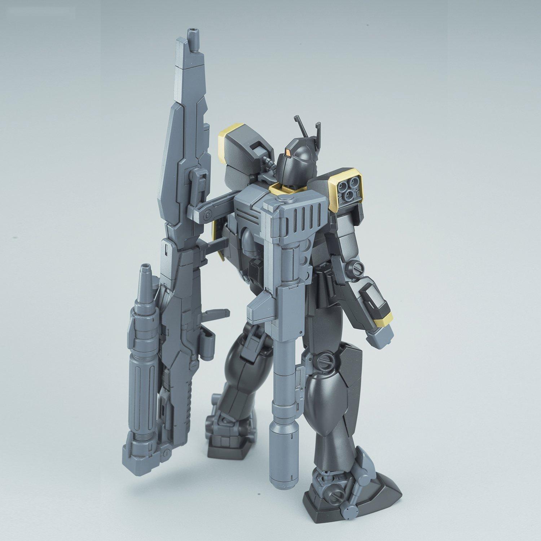 21286 Bandai Model Kit-57360 57360 HGBF Gundam Lightning Black Warrior 1//144