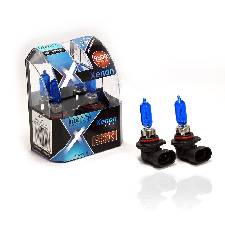 Bluetech H9/60/W 9500/K Xenon EFECTO Juego de 2/con STVZO Autorizaci/ón