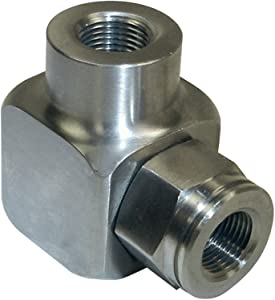 Coxreels 434-FG-SS Stainless Steel Replacement Swivel with Food Grade Seal, 1/2