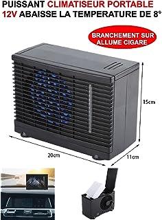 NEANT Puissant aire acondicionado portátil 12 V 60 W. La Clim en 2 MN en