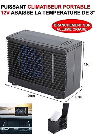 Amazon.es: NEANT Puissant aire acondicionado portátil 12 V 60 W. La Clim en 2 MN en tu coche 4 x 4 autocaravana.refroidit la Salpicaderos hasta a -8 °