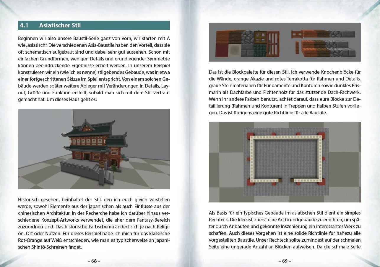 BIOMIA – Weltenlabor #2: Werde Minecraft Architekt!: Amazon.de: Kai ...