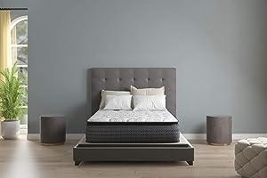 Ashley Limited Edition 11 Inch Pillowtop Hybrid Mattress - CertiPUR-US Certified Gel Foam, Full
