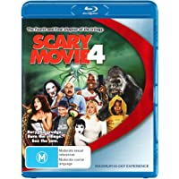 Scary Movie 4 (Blu-ray)