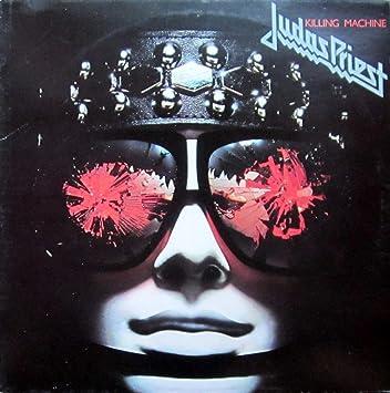 Judas Priest - Killing Machine - CBS - CBS 83135, CBS - 83135