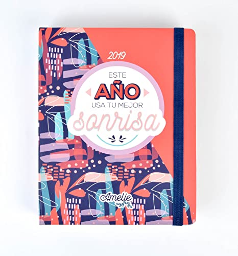 Amazon.com : Grupo Erik editores Amelie Agenda 16 Months ...