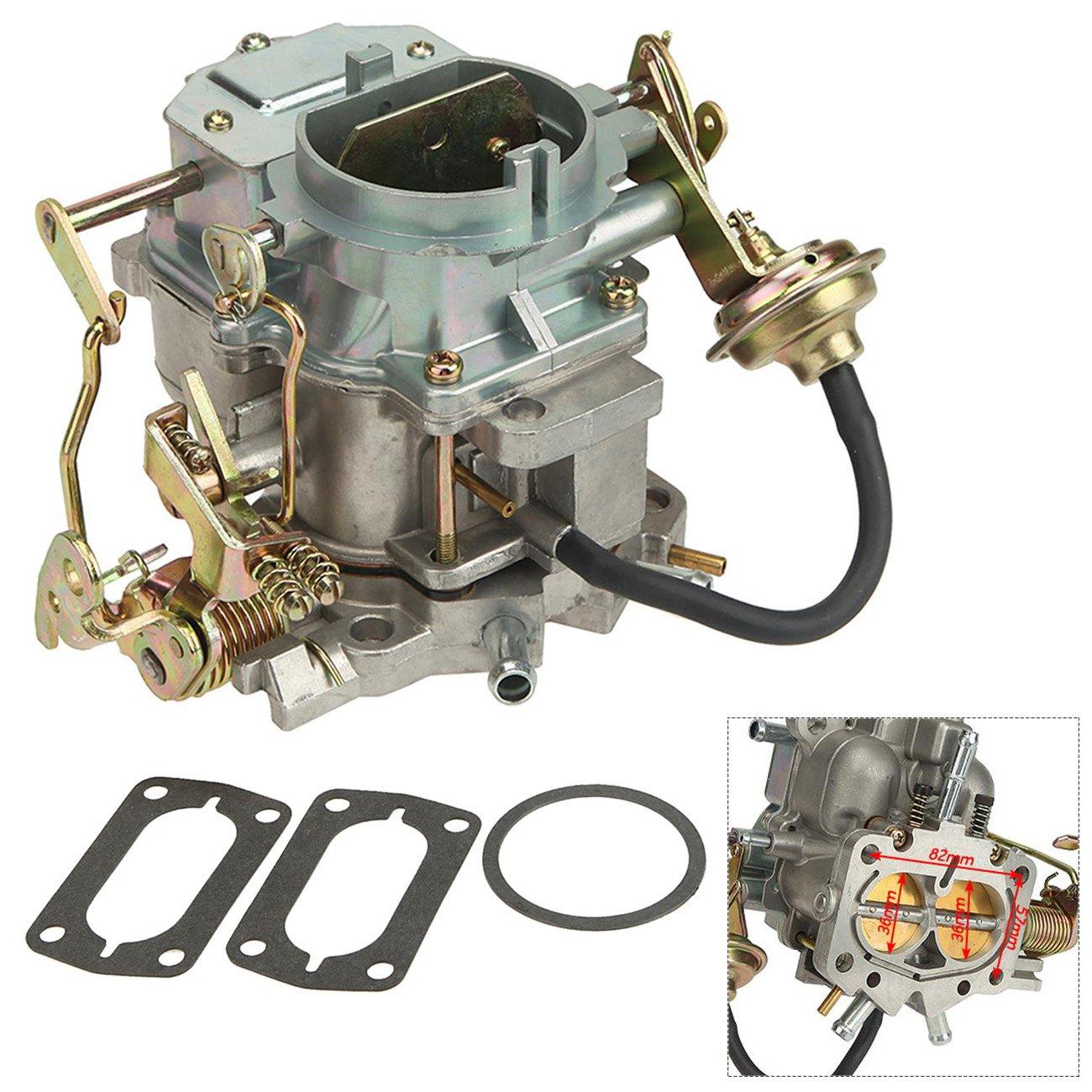 Amazon.com: ALAVENTE Carburetor Carb for Dodge Plymouth Models & Dodge  Truck 1966-1973 with 273-318 Engine(Manual Choke): Automotive