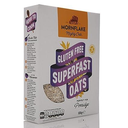 Mornflake – Gomas de cerveza sin gluten, 17.64 oz: Amazon ...
