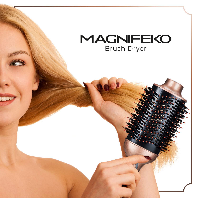 Hair Dryer Brush Volumizer Professional Brush Hairdryer Hot Comb hair blower and styler for women and men