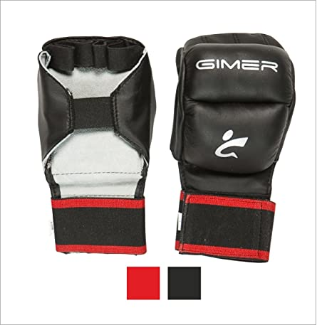 sezione speciale vasta gamma metà prezzo Guanti Fit Boxe,Colore NERO,Taglia M: Amazon.it: Sport e tempo libero