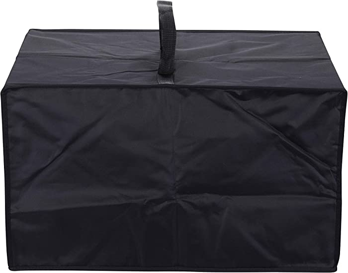 I-MART Microwave Oven Toaster Cover, Case, Protector