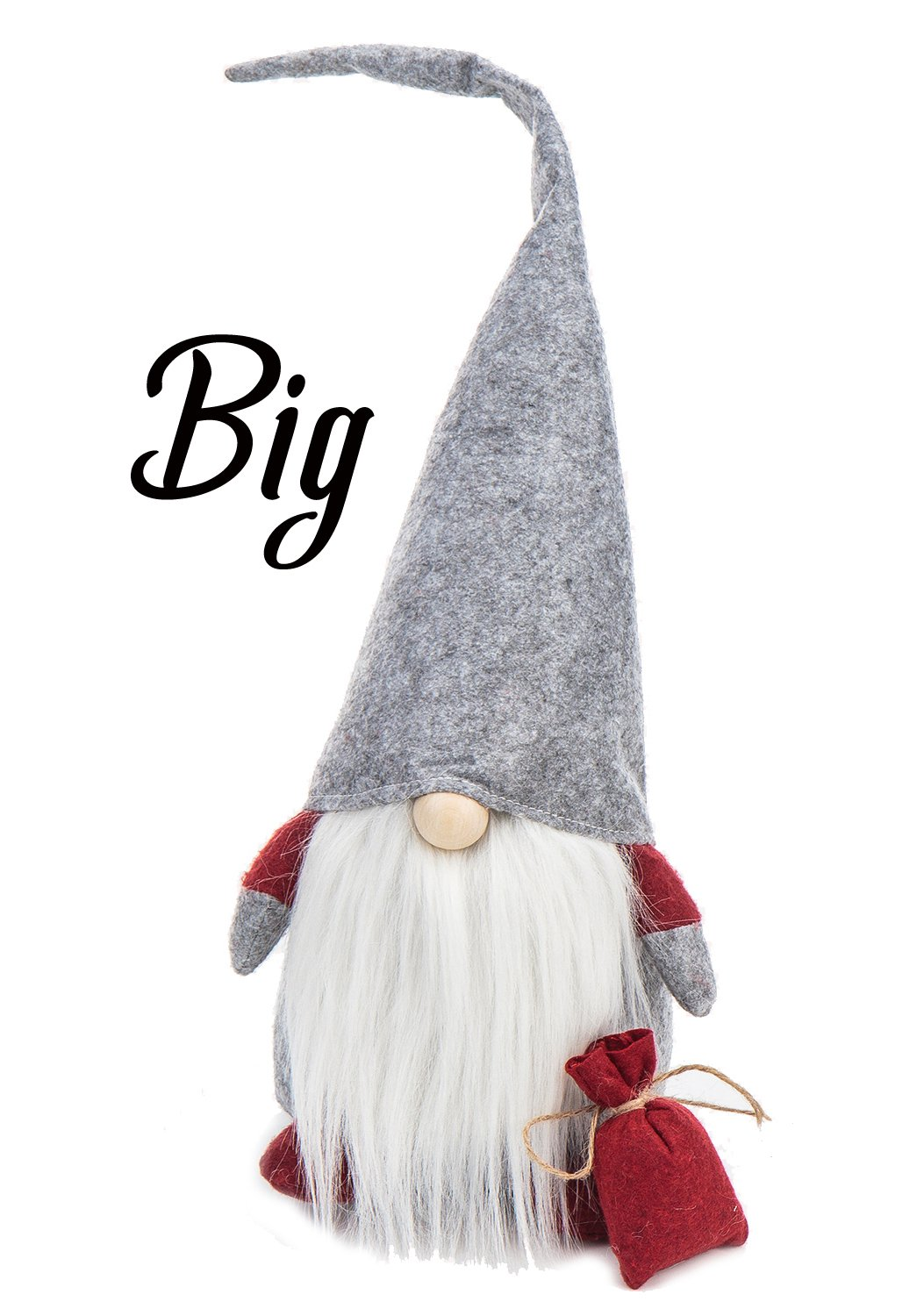 handmade swedish tomte christmas gnome christmas ornaments gifts holiday home table decor