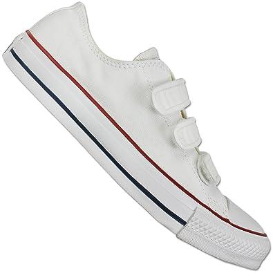 Converse All Star Chuck Taylor 3V OX White Schuhe Weiss ...