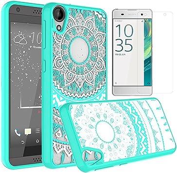 Sony Xperia XA Funda, Sunroyal Silicona TPU +PC Funda Dura Ultra Fina Transparente Funda Cover Carcasa Para Sony Xperia XA Smartphone [Esquina/Protección Antigolpes]: Amazon.es: Electrónica