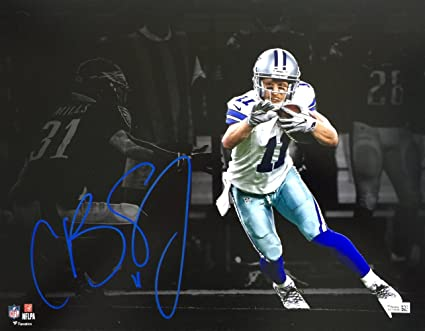 reputable site 35538 0141a Cole Beasley Signed 11x14 Dallas Cowboys Spotlight Photo ...