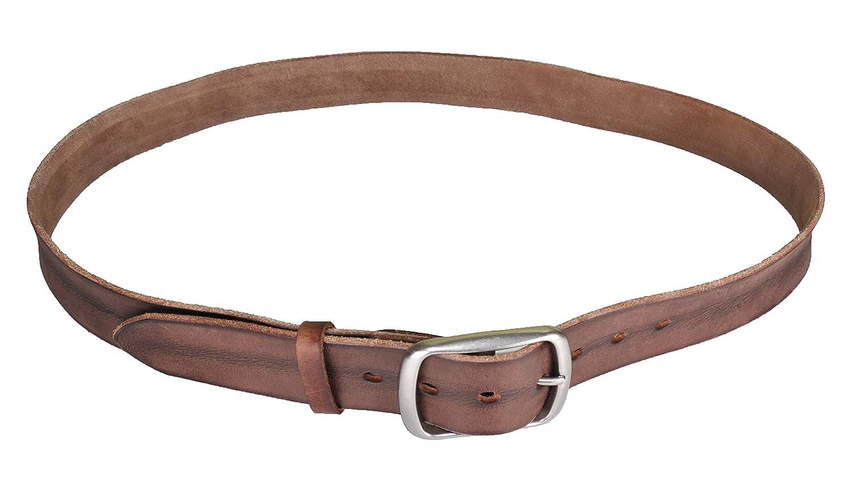 Uomo Cintura in Pelle 100/% Pelle Pieno Fiore Con Pin Fibbia Antigraffio Ideale Per Jeans /& Casual Wear 38MM