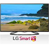 LG Electronics 60LA6200 60-Inch Cinema 3D 1080p 120Hz LED-LCD HDTV with Smart TV and Four Pairs of 3D Glasses (2013 Model)