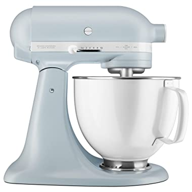 KitchenAid KSM180RPMB 100 Year Stand Mixer 5 Qt Misty Blue