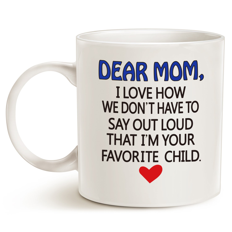 Amazoncom Funny Mothers Day Gifts Coffee Mug For Mom