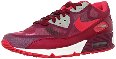 Nike - Air Max 90 Prm - Color: Rojo - Size: 40.0 uhSgazDnwq