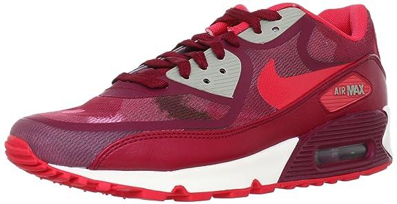 Nike - Air Max 90 Prm - Color: Rojo - Size: 40.0 Zu3R8W