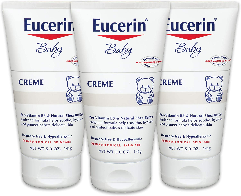 eucerin-best cream for baby dry skin