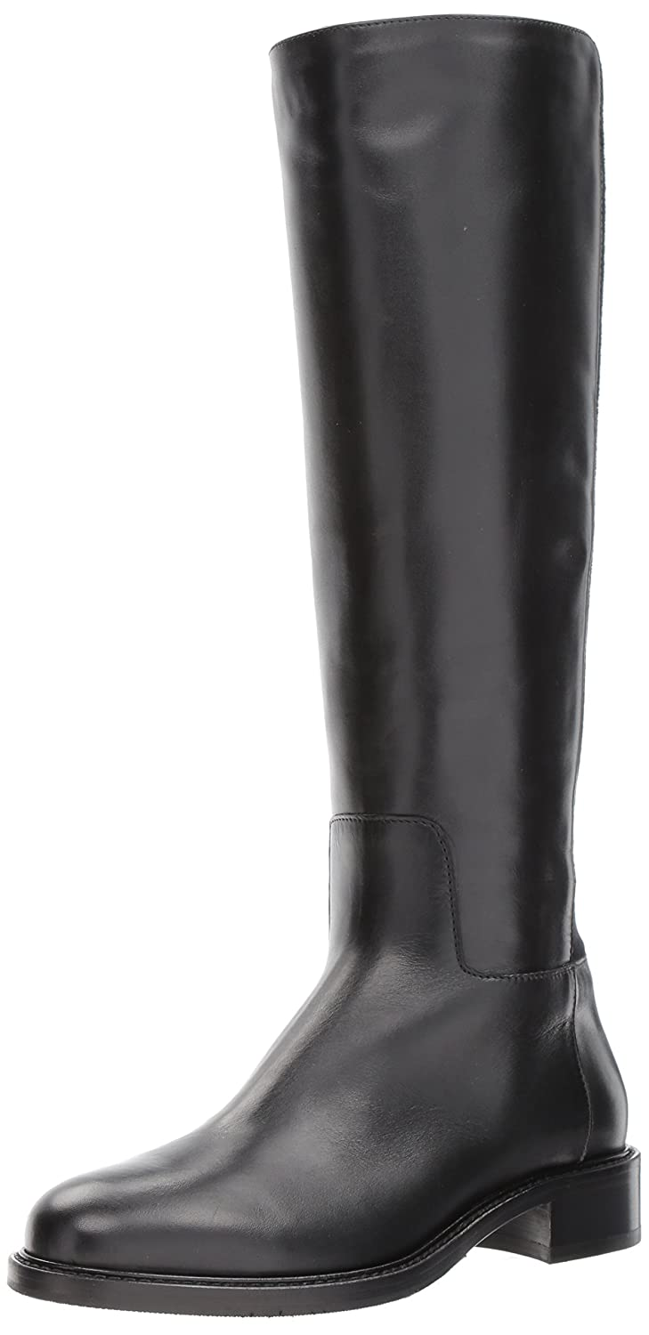 Aquatalia Women's Bryana Calf Knee High Boot B06XP2QG1N 6.5 M M US|Black