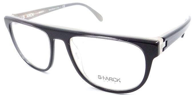 Amazon.com: Starck Eyes Mikli Rx Eyeglasses Frames SH3020 0012 54x18 ...