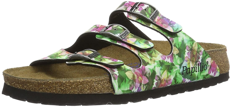 Birkenstock Women's Papillio Florida Birko-Flor Sandal Soft Footbed