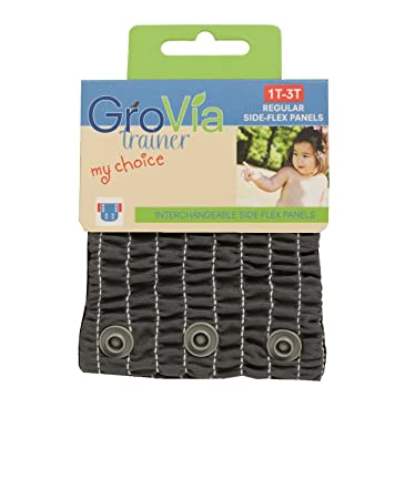 GroVia My Choice Side-Flex Panels Plus for My Choice Trainer (Cloud, 1T