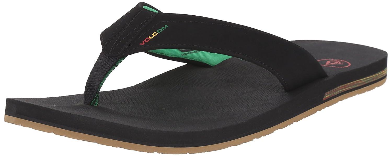 Volcom Flip Flops - Volcom schwarz/Charcoal Victor Flip Flops - schwarz/Charcoal Volcom Jah d676f4