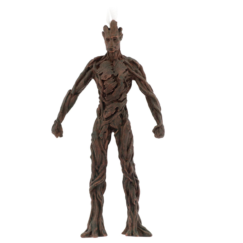 Amazon.com: Hallmark Marvel Guardians of the Galaxy Groot Christmas ...