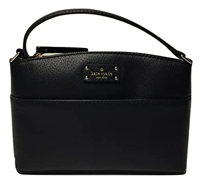 fbe4b0fc3 Kate Spade Grove Street Millie Crossbody Handbag WKRU4194 (Black)