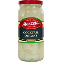 Mezzetta Imported Cocktail Onions, 16 Ounce