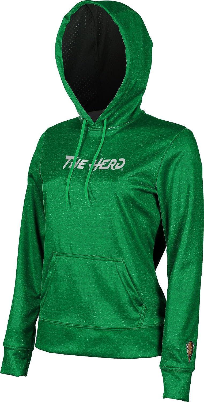ProSphere Marshall University Girls Pullover Hoodie Heathered School Spirit Sweatshirt