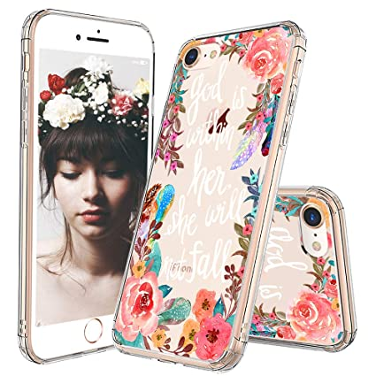 iphone 8 case clear pattern