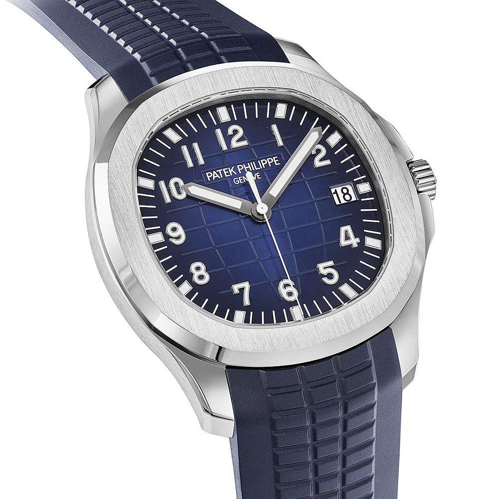 Amazon Com Patek Philippe Aquanaut Men S Watch Model 5168g Watches