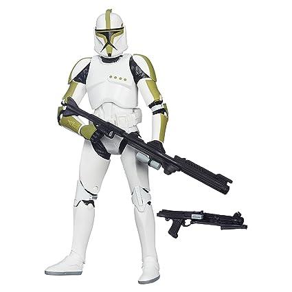 Star Wars Black Series #07 Clone Trooper Sergeant 6 Inch Figure Action- & Spielfiguren