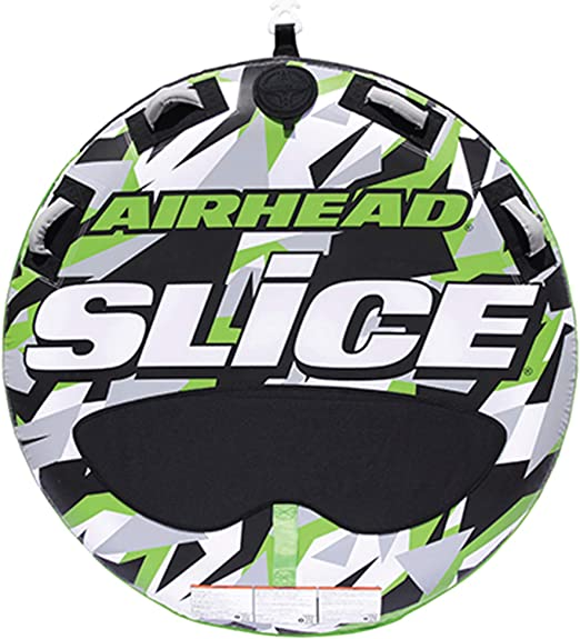 Airhead Slice | 1-4 Rider Towable Tube for Boating best towable raft