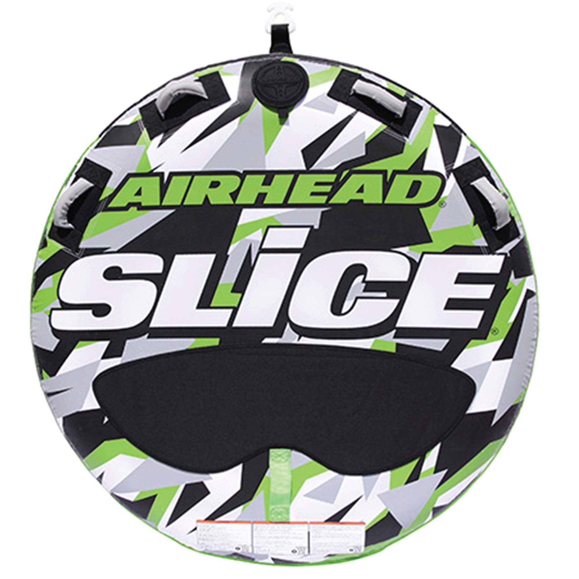 Airhead Slice | 1-2 Rider Towable Tube for Boating by Airhead