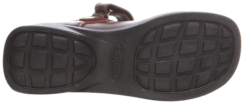 0d6a4f43bcc04 Amazon.com: Toughees Kids Vivianne Velcro School Shoe: Shoes