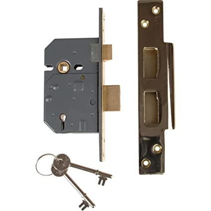 Preciso diseñado Yale Locks [UK Spec] PM560 alta seguridad BS 5 Palanca cerradura empotrable